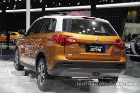 Suzuki Vitara – Auto China 2016 - AutoPartGroup.Net