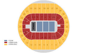Vancouver Coliseum Seating Chart Pne Coliseum Seating Chart