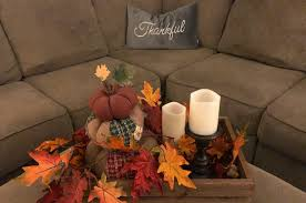 Coffee table centerpieces thanksgiving centerpieces decorating coffee tables fall table decorations autumn centerpieces thanksgiving table harvest decorations centerpiece ideas seasonal decor. 3 Ideas To Bring The Fall Season To Your Coffee Table Quartz Home Decor E Design Interiors Staging