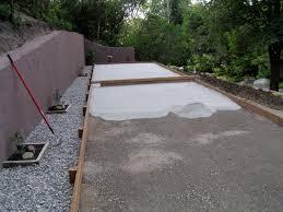 bocce ball court construction. Beautiful Ball Bocce Ball Court Construction Surface Materials With
