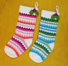 Crochet Christmas Stocking Pattern Impressive 48 Free Crochet Christmas Stocking Patterns Guide Patterns