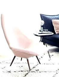 pale pink accent chair blush living room best m4