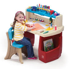 Step2 Deluxe Art Master Desk Best Gifts and Toys for 5 Year Old Girls - Favorite Top