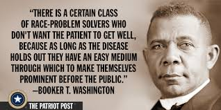 Booker T Washington Quotes Amazing Quote Booker T Washington The Patriot Post