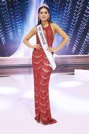 Miss Universe Andrea Meza Made Promise ...