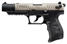 P22 Light Walther Arms P22 Target Ca Compliant Single Double 22 Long