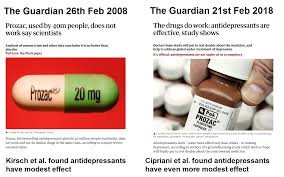 Antidepressant Washout Chart About That New Antidepressant Study Discover Magazine