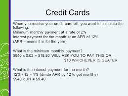 Estimate Credit Card Interest Credit Card Monthly Interest Rate Trade Setups That Work