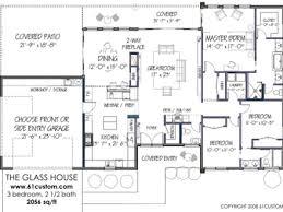 Design Home Modern House Plans Modern Luxury Home Designs    Modern House Floor Plans Free Simple Small House Floor Plans
