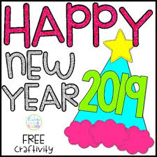 Chart On Happy New Year Happy New Year Free Craftivity
