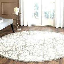 outdoor patio rugs white blue rug circular indoor mat affordable circu