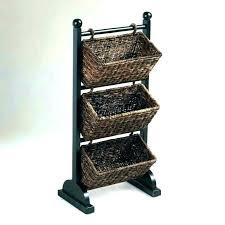 tiered basket stand stands 3 tier storage find fruit bathroom