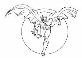 Small Picture Batman Dark Knight Coloring Pages To Print Coloring Coloring Pages