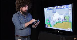 the joy of mario making with bob ross