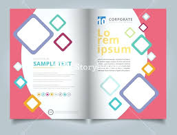 Event And Artistic Fold Brochure Template Simple Brochure
