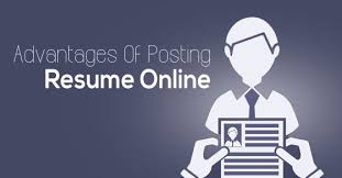 Resume Posting Adorable Posting Resume Online Top 60 Benefits Or Advantages WiseStep