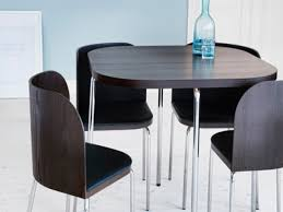 Small Round Table Set News Pedestal Hideaway Dining And 4 Chairs