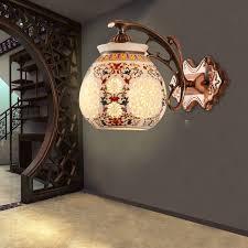 chinese ceramic modern sconce wall lights 110v 220v led living room contemporary indoor lighting contemporary indoor lighting i15 contemporary