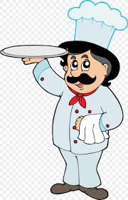 Chef Cooking Royalty Free Cartoon Png 1602x2500px Chef