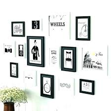 wall frame idea wall frame idea wall hanging frames ideas simple wooden photo wall photo frame