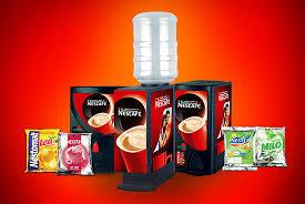 Nestle Vending Machine Stunning Vending Solutions Nestlé Lanka