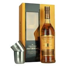glenmorangie 10 year whisky 70cl and craftmans cup gift pack