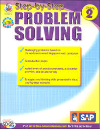 step by step problem solving grade 2 main photo cover
