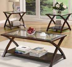 Pc Living Room Set Simple Design 3 Piece Table Set For Living Room Chic Inspiration