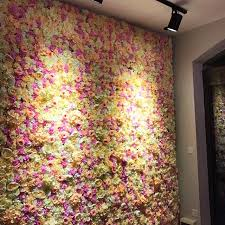 40x60cm artificial silk rose artificial flower wall panels for decor romantic wedding photo backdrop decoration diy