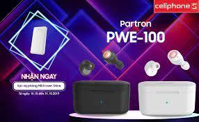 Partron PWE-100: Tai nghe true wireless đáng mua nhất phân khúc dưới 2 triệu  đồng