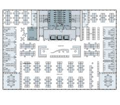 modern office plans. medium density space plan modern office plans