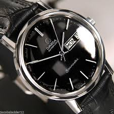 17 best ideas about omega watches uk omega watch omega seamaster automatic 23 jewels day date blac dial vintage swiss men s watch omega luxurydressstyles