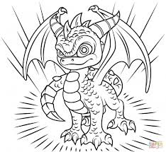 Small Picture 20 Free Printable Skylander Coloring Pages EverFreeColoringcom