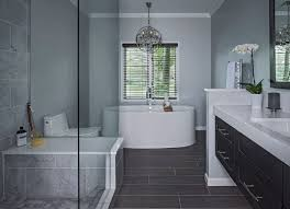 transitional master bathroom. Brilliant Transitional Transitional Bathroom In Master A