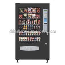 Vending Machine Cooling Unit Enchanting Automatic Vending Machine Combo Machine Snack And Drink Vending