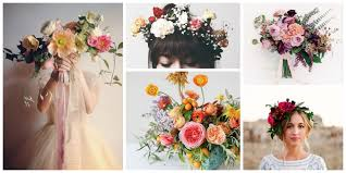 for the hippest of brides going avant garde involves embracing the pinnacle of wedding fl trends think big and bold asymmetrical formations and