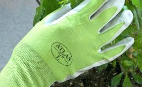 atlas garden glove grip gloves long gardening flower and vegetables of life atlas garden glove