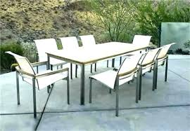 modern outdoor dining furniture. Modern Patio Dining Set Outdoor Furniture  Tables Fantastic
