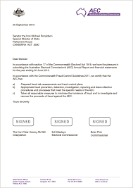 Letter Of Transmittal Aec Annual Report 2012 13