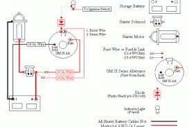 delco remy si alternator wiring diagram wiring diagram and gm si alternator wiring diagram schematics and diagrams