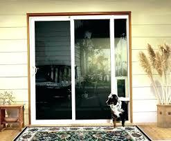 satisfying cat door for sliding patio door sliding patio screen door doggie door e4237019