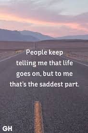 Sad Life Quotes Simple 48 Best Sad Quotes Quotes Sayings About Sadness And Tough Times