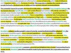 A sample Band   essay  Ielts Tips ReadingIelts Writing Task  Essay     Pinterest