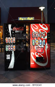 Coke Zero Vending Machine Adorable Coca Cola Coke Soda Pop Vending Machine Stock Photo 48 Alamy