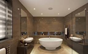 bathroom recessed lighting design for well recessed lights for