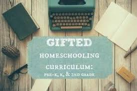 gifted homeing curriculum great summary of several diffe curriculum for pre k
