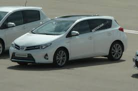 2013 Toyota Auris - who are you calling boring? - ClubLexus ...