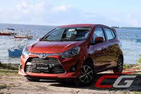 2018 toyota wigo review. exellent wigo it stands out more now especially in this loud orange mica metallic hue  while still adding some familial toyota design cues here and there for 2018 toyota wigo review