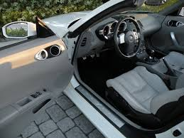 2004 nissan 350z interior. 2004 nissan 350z touring photo 10 fort myers fl 33901 grey leather interior 350z s