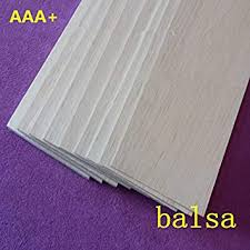 Buy Generic A1 : <b>AAA+ Balsa Wood Sheets</b> ply300mm long 100mm ...